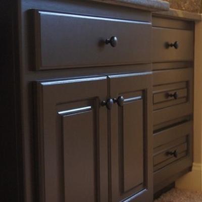 Bathroom Cabinets Tucson tucson cabinet refinishing - upscale wood refinishing tucson, az