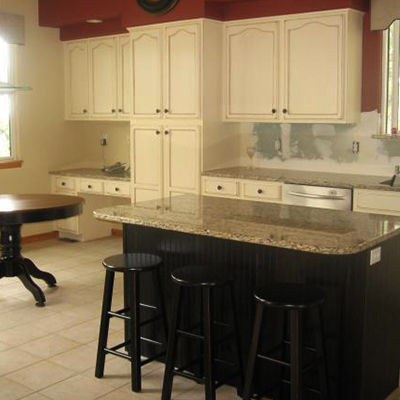Tucson cabinet refinishing upscale wood refinishing for Kitchen cabinets tucson